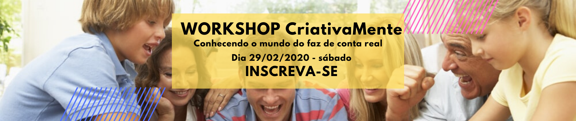 WORKSHOP CriativaMente
